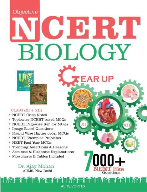 Objective Ncert Gearup Biology for Neet/Aiims 2020
