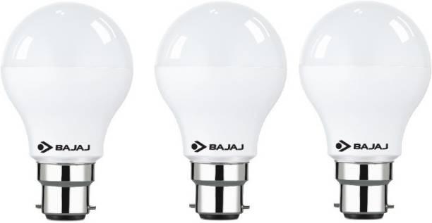 BAJAJ 7 W Round B22 LED Bulb