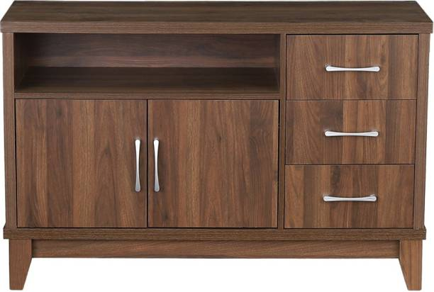 WOODNESS Engineered Wood Free Standing Chest of Drawers