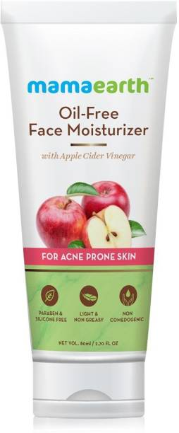 MamaEarth Oil Free Moisturizer For Face With Apple Cider Vinegar
