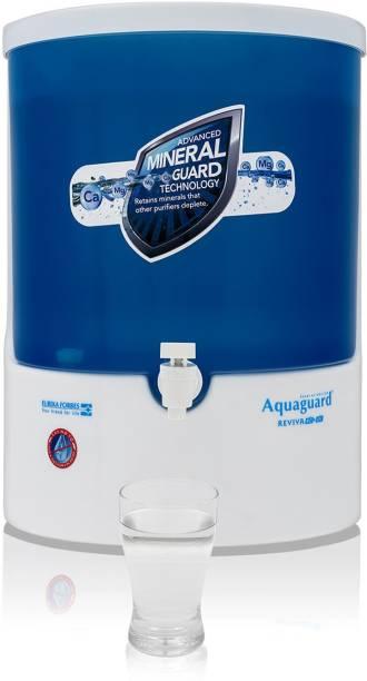 Aquaguard ACTIVE COPPER 8 L RO + UV + MTDS Water Purifier