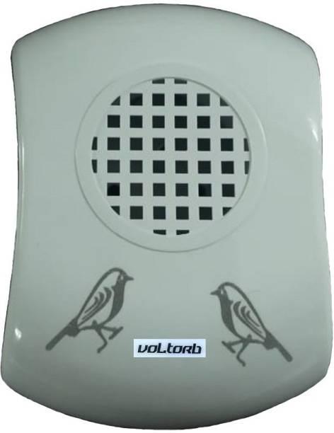 VOLtORb Bell - Parrot Bird Tune Wired Door Chime