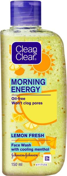 Clean & Clear Morning Energy Lemon Fresh Face Wash