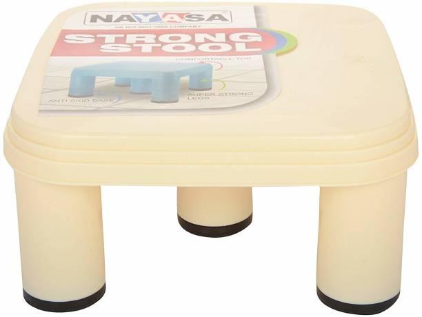 NAYASA Multipurpose strong Stool _Bathroom Stool Plastic Picnic Table