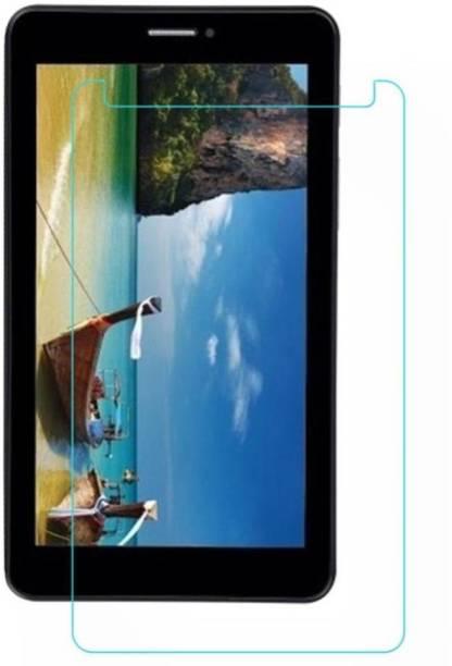 CHAMBU Tempered Glass Guard for Karbonn ST-52 Tablet