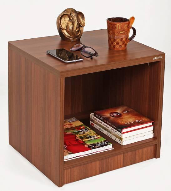 BLUEWUD Oliver Engineered Wood Bedside Table