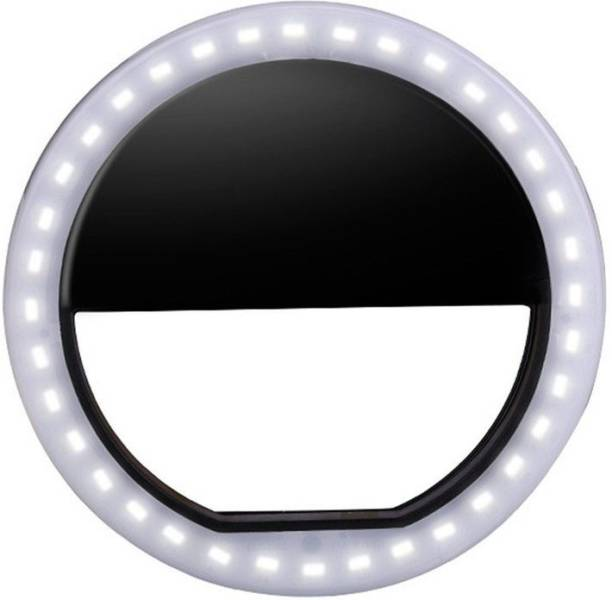 GetfitPro Rechargeable LED Selfie Flash Light For Musically and Tik Tok Ring Flash