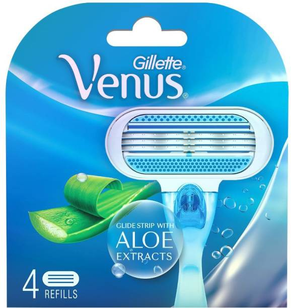 GILLETTE Venus Aloe Extracts Cartridge