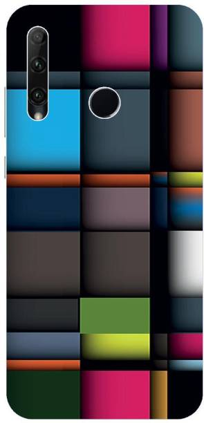 Wellcase Back Cover for Honor 20i