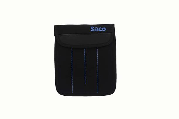 Saco Pouch for External USB CD DVD Writer Blu Ray External Hard Drive Non Neoprene Storage Carrying Sleeve Bag