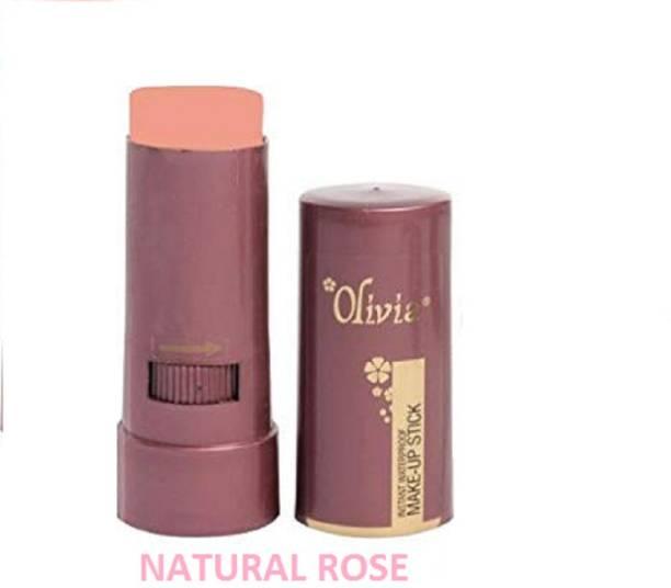 Olivia INSTANT WATERPROOF MAKE-UP STICK 04 NATURAL ROSE Concealer