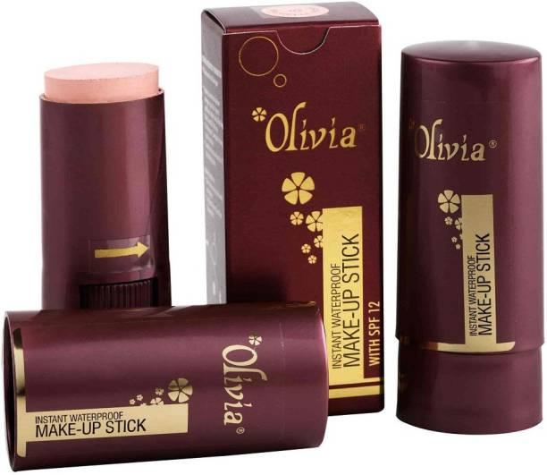Olivia INSTANT WATERPROOF MAKE-UP STICK 01 RACHELLE Concealer