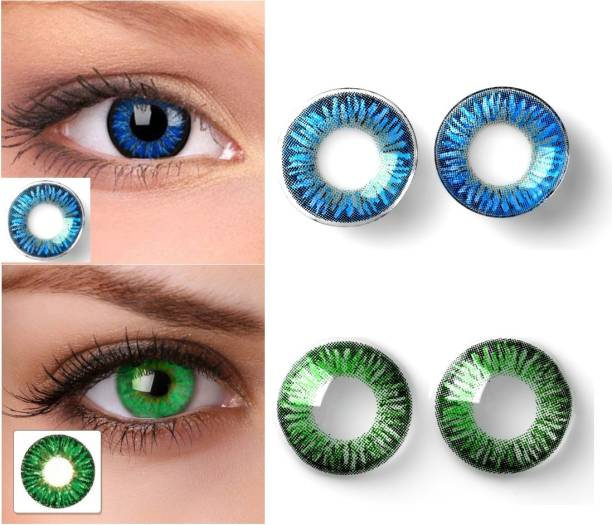 Blue Green Online >> Contact Lens Buy Contact Lens Online At Best Prices In