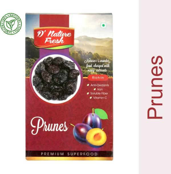 D NATURE FRESH Dried PRUNES 200 gm Prunes