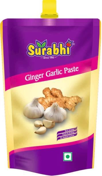 SURABHI Ginger Garlic Paste