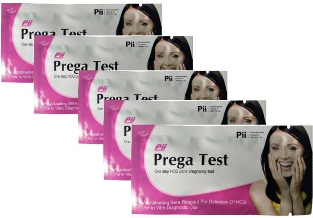 Pii Prega Pregnancy Test Kit