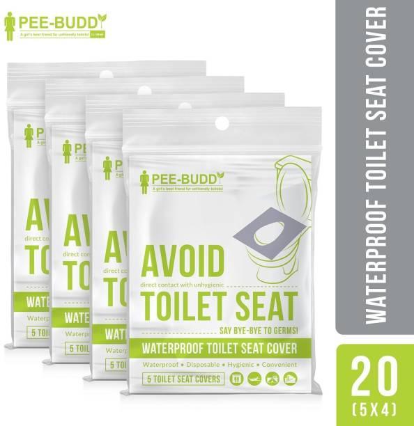 PeeBuddy Paper Toilet Seat Cover