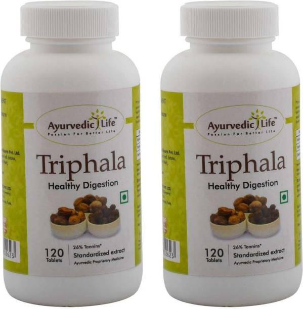 Ayurvedic Life Triphala 120