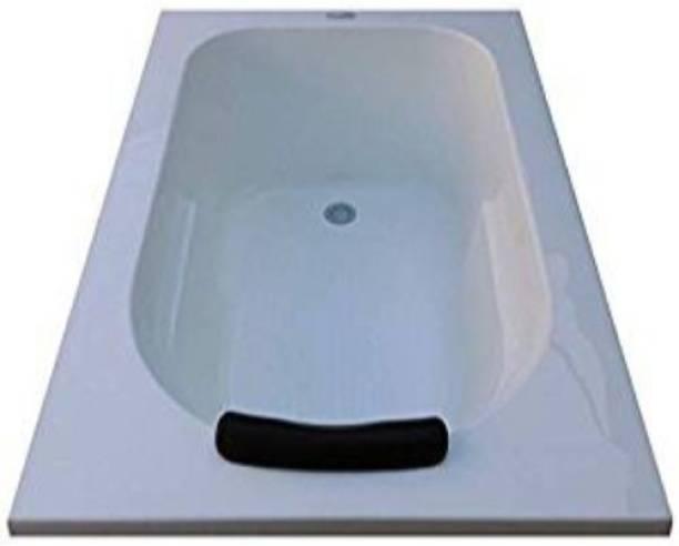 MADONNA Acrylic Prestige Bath Tub for Baby Boys and Girls (White, 4ft)(B07B2VS2GQ) Undermount Bathtub