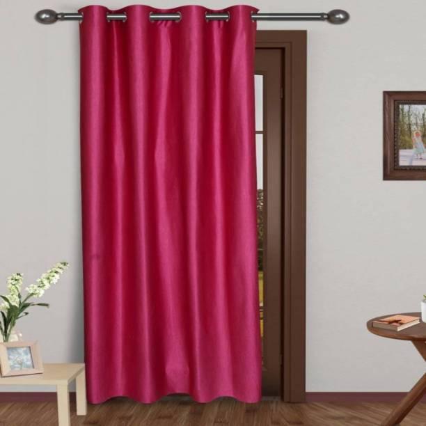 GDR 153 cm (5 ft) Polyester Window Curtain Single Curtain