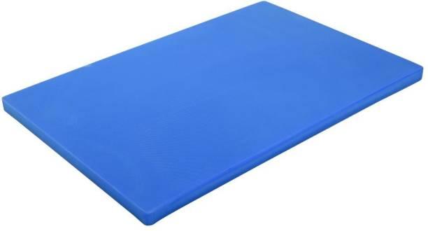"swift international Plastic Chopping Board - Cutting Board - 18"" x 12"" blue Plastic Cutting Board"
