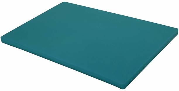 "swift international Plastic Chopping Board - Cutting Board - 18"" x 12"" green Plastic Cutting Board"