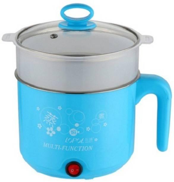 Fab Multifunction Portable Electric Pot/Mini Cooker for Travel/Hostel Egg Cooker, Travel Cooker, Food Steamer, Egg Boiler, Rice Cooker