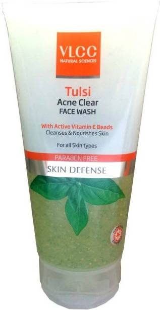 VLCC Tulsi Acne Clear face wash set of 1 Face Wash