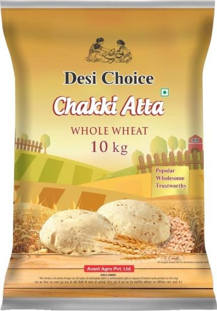 Desi Choice Whole Wheat Chakki Atta