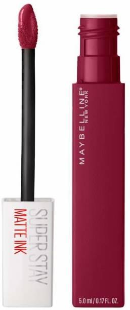MAYBELLINE NEW YORK Super Stay Matte Ink Liquid Lipstick, 115 Founder, 5g
