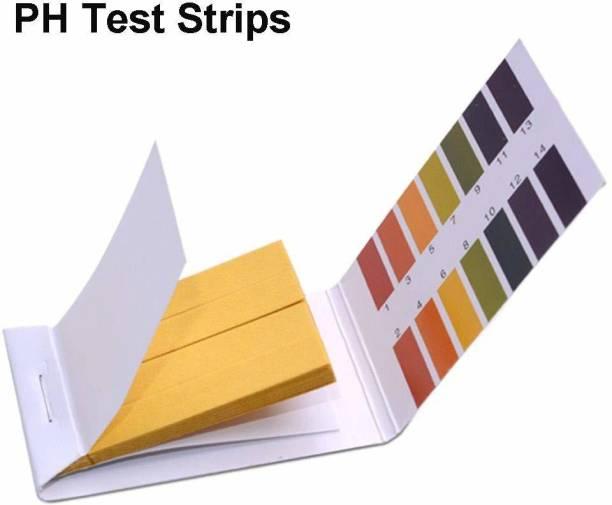 Saiyam Litmus Strips Tester PH 1-14 Test Paper (80 Pieces) Ph Test Strip