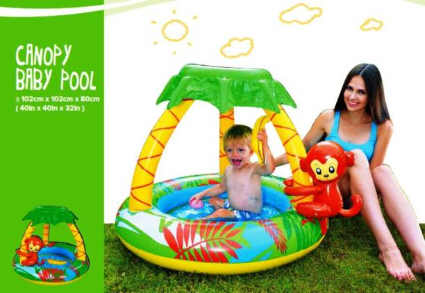Jillong 17044 Portable Pool