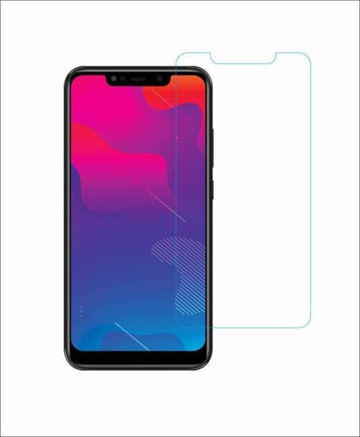 CHAMBU Tempered Glass Guard for Blu Dash G