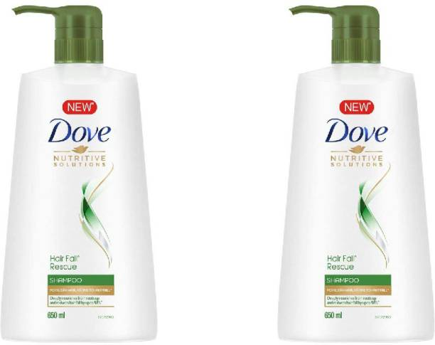 DOVE Hair Fall Rescue Shampoo, Each 650ml