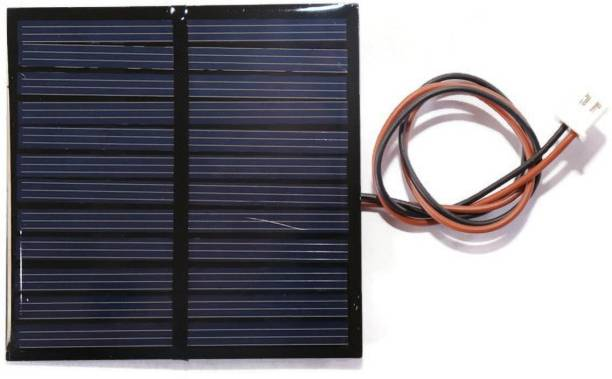 Electronic Spices 6V 100MA WIRE ATTACHED Solar Panel