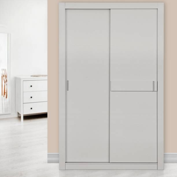 EVOK Ronaldo Engineered Wood 2 Door Wardrobe
