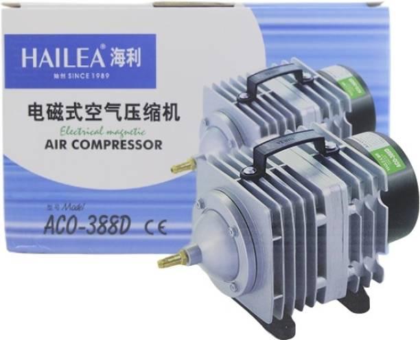 Hailea ACO-388D Electromagnetic Compressor Air Aquarium Pump