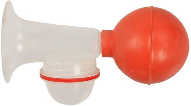 Naulakha Breast Reliever with Milk Container and Breast Pump  - Manual