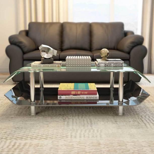 Durian ZEE/34475 Glass Coffee Table