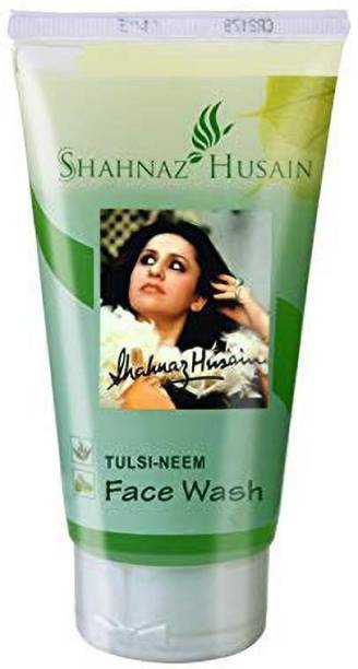 Shahnaz Husain Vedic Solution Tulsi Neem Face Wash