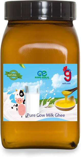 99Auth Organic Genuine Pure Natural Ghee 400 ml. Ghee 400 ml Plastic Bottle