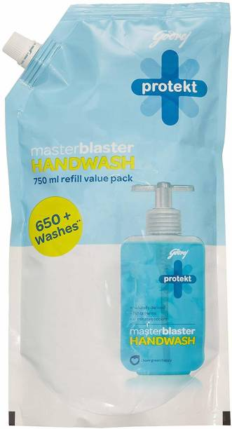 Godrej Master Blaster Handwash - 750 ml Hand Wash Pouch