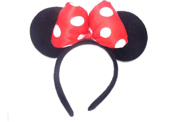 VERBIER Latest Design Bow Knot Ears Head Bands For Cute Fashion Head Band Costume Accessories Multicolor Makeup Headband