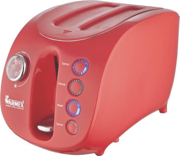 Warmex Home Appliances APT 09 R 880 W Pop Up Toaster