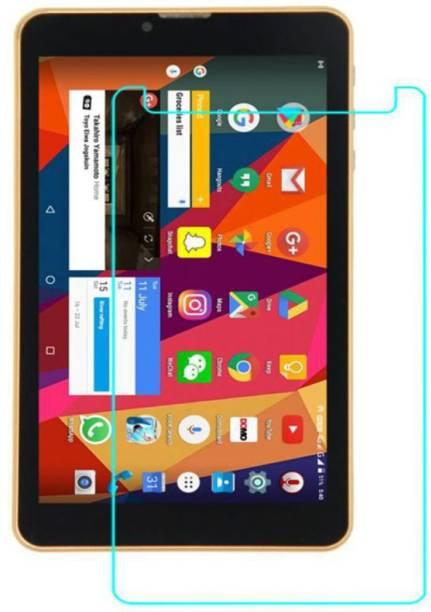 CHAMBU Tempered Glass Guard for Swipe 3D Life Plus Tablet (WiFi+4GB)