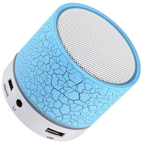 MEMOTA Bluetooth Speaker S 10 Portable Bluetooth Mobile/Tablet Bluetooth Speaker Blue, 2.1 Channel MEMOTA Speakers