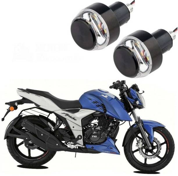 Riderscart Front, Rear, Side LED Indicator Light for TVS Apache RTR 160