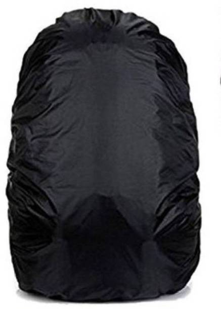 Rexter Trekking Bag Cover (M Pack of 1) Waterproof Laptop Bag Cover, School Bag Cover, Luggage Bag Cover, Trekking Bag Cover