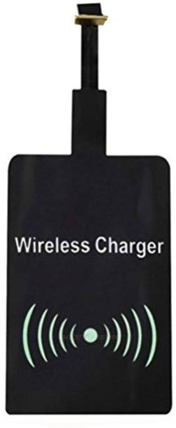 AllExtreme 5V 1000mAh Micro USB Wireless Mobile Charging Receiver Android Qi Charger Adapter Chip Charging Pad
