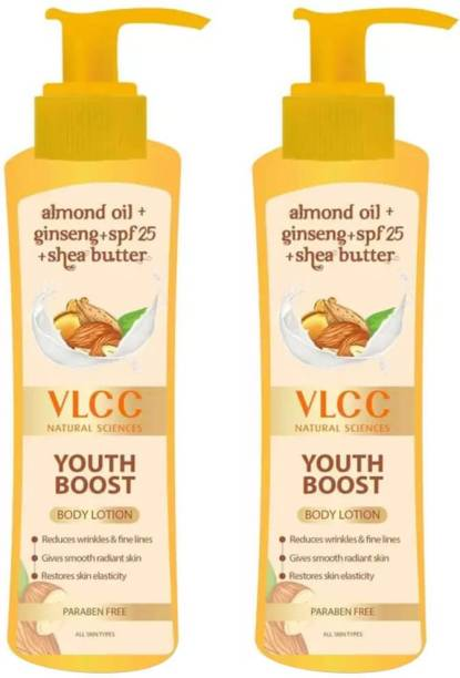 VLCC Youth Boost Body Lotion